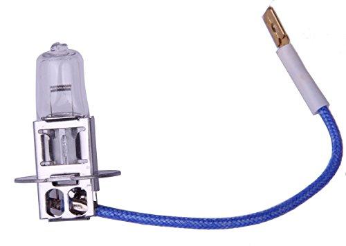 MOTORTOGO White High Beam Headlight Halogen HID Bulb for 2004 BUELL Firebolt XB12R