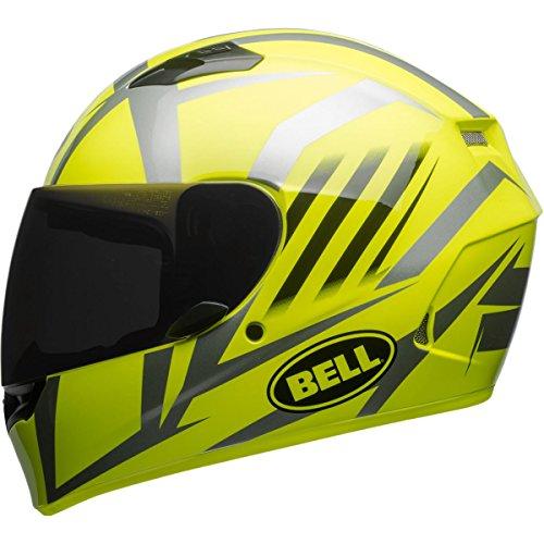 Bell Blaze Adult Qualifier Street Helmet - YellowTitanium  Medium