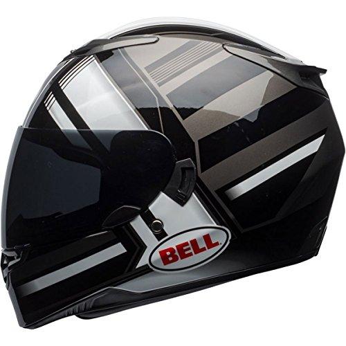 Bell Tactical Adult RS2 Street Helmet - WhiteBlackTitanium  Large