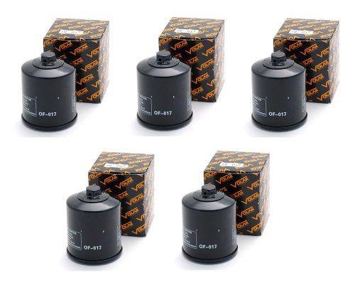 2003-2007 Buell Firebolt XB9R Oil Filter - 5 pieces