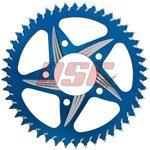 Honda CBR1100 1997-2003 Blue Rear Sprocket Oem 45