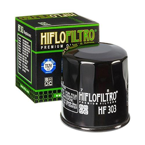 Oil and Air Filter Kit for HONDA CBR1100 XX-XY123456 BlackBird SC35 99-06 HIFLO FILTRO