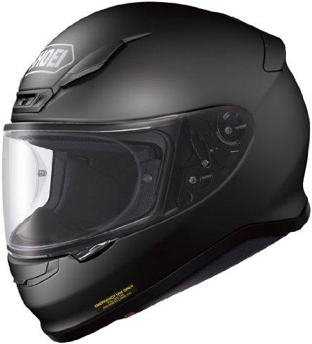 Shoei Mens Rf-1200 Full Face Motorcycle Helmet Medium Matte Black