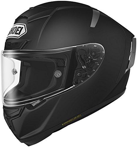 Shoei X-Fourteen Matte Black Full Face Helmet - X-Large