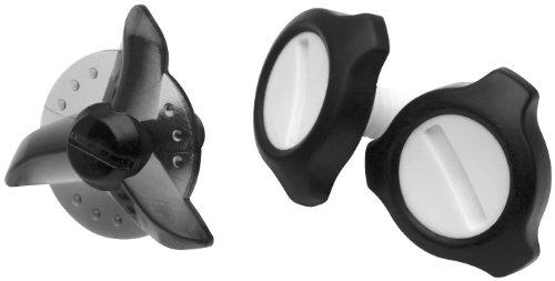 Cyber Helmets Helmet Visor Screw Set Black