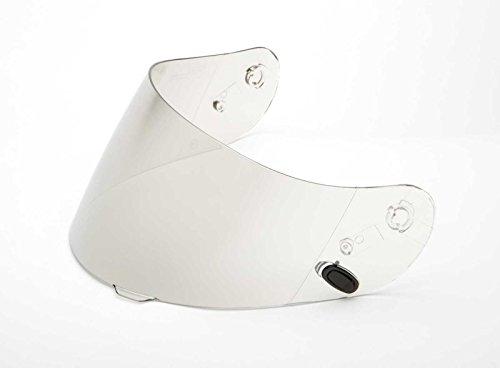 HJC Helmets HJ-07 Unisex-Adult Full-Face-Helmet-Style Replacement Helmet Face Shield SilverOne Size