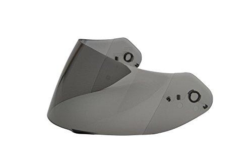 Scorpion Standard Faceshield EXO-R2000R410R710T1200 Motorcycle Helmet Accessories - Dark Smoke  One Size