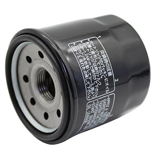 Cyleto Oil Filter for KAWASAKI VN800 VULCAN 800 CLASSIC 2002-2005  VN 800 VULCAN DRIFTER 2003-2006