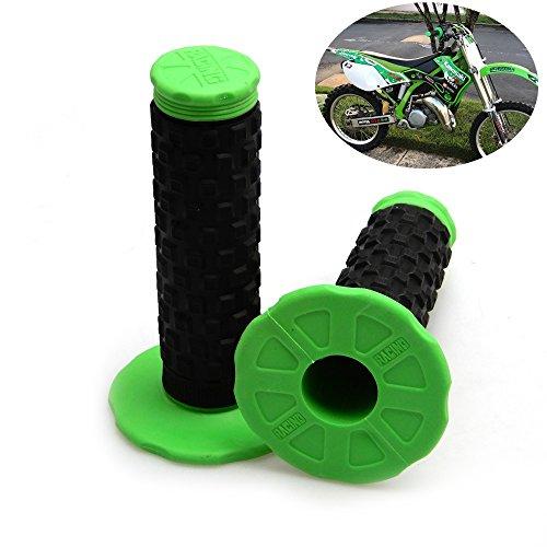 2pcs 78 Universal Motorcycle Grips Hand Grips Covers Protectors for Dirtbike Kawasaki KX65 KX85 KX125 KX250 KX250F