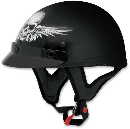AFX FX-70 Skull Helmet - X-LargeBlack