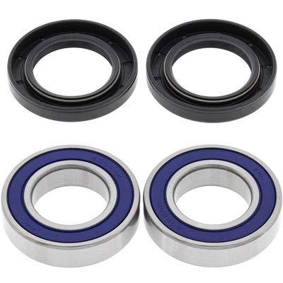 All Balls Rear Axle Bearing and Seal Kit for Kawasaki KFX 50 2007-2009