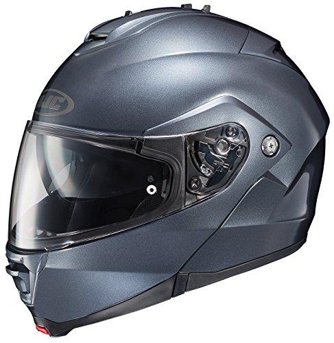 HJC IS-MAX II Modular Motorcycle Helmet Anthracite X-Large