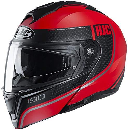 HJC i90 Modular Motorcycle Helmet Davan MC1SF X-Large