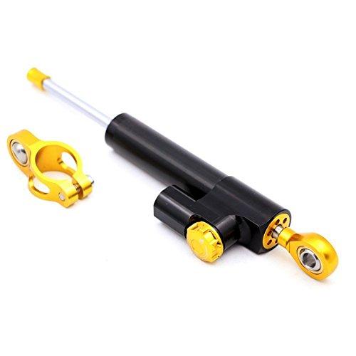 Motorcycle Adjustable Steering Stabilizer Damper Linear Reversed Safety Control For Honda CB1000R CB1100 CB500F CB500X CB600F CBF1000 VFR1200F