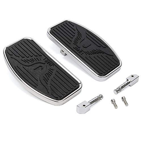 Passanger Adjustable New Floorboards Foot Pegs For HONDA VTX 1300 1800 SUZUKI VL 400 800 C50