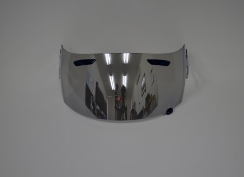Aftermarket Product Mirror Visor Shield for ARAI RR4 Vector Quantum 2EFS