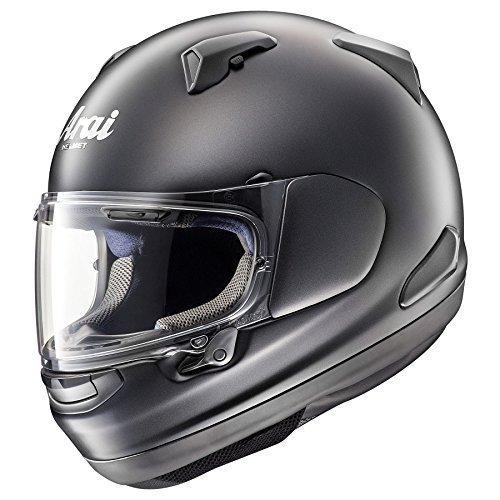 ARAI Signet-X Black Frost Motorcycle Helmet LG