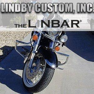 LINDBY METRIC 907-1 Chrome Linbar Front Highway Bar Fits Honda Vtx1300C Vtx1300R Vtx1300S And Vtx1300T