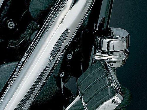 Kuryakyn Chrome Rear Master Cylinder Cover