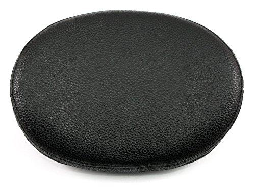 NEVERLAND Universal Passenger Backrest Cushion Pad for Harley Honda Kawasaki Suzuki Yamaha