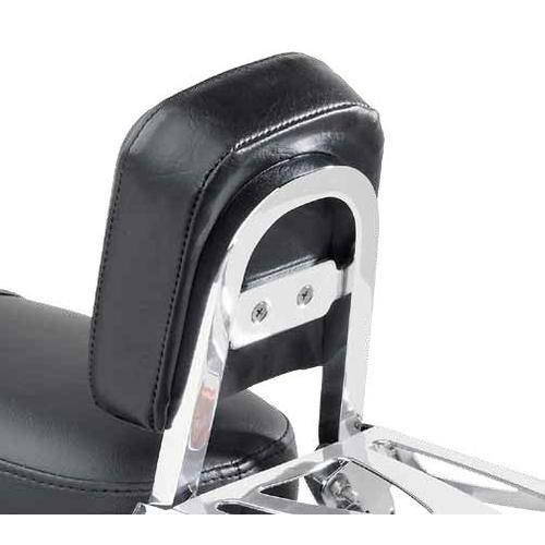 Suzuki 46200-24812 Chrome Passenger Backrest
