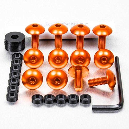 Aluminium Fairing Kit KTM 990 Supermoto Orange