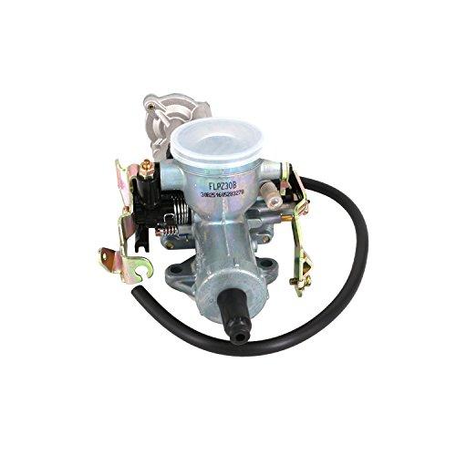 High Performance KHIN PZ30 30mm Carburetor Power Jet Accelerating Pump Dual Cable IRBIS For 200cc 250cc Motorcycle Dirt bike