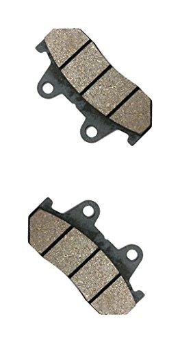 CNBK Front Brake Pad Semi Metallic for HONDA Street Bike VF750 VF 750 C Magna 88 89 90 91 92 93 1988 1989 1990 1991 1992 1993 1 Pair2 Pads
