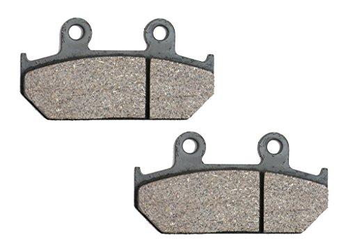 CNBK Front Brake Pads Semi-met for HONDA Street Bike VT600 VT 600 C Shadow PC21 E839 88 89 90 91 92 93 1988 1989 1990 1991 1992 1993 1 Pair2 Pads