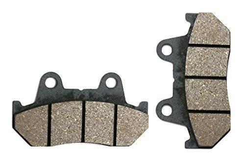 CNBK Rear Disc Brake Pads Semi Metallic fit for HONDA Street Bike CB1100 CB1100R CB 1100 R SC05 C132 81 82 83 1981 1982 1983 1 Pair2 Pads