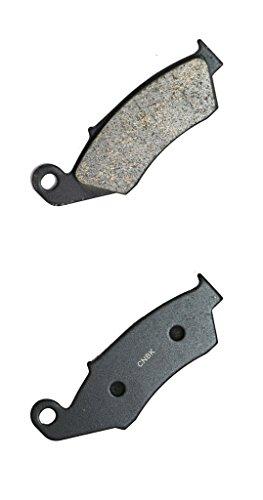 CNBK Front Brake Pads Resin fit for GAS GAS Dirt Bike EC250 EC300 EC 250 300 Racing 09 09 2009 1 Pair2 Pads