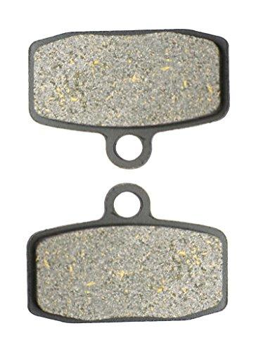 CNBK Front Disc Brake Pads Semi-Metallic fit GAS GAS Dirt Bike TXT E 12 13 14 15 2012 2013 2014 2015 1 Pair2 Pads