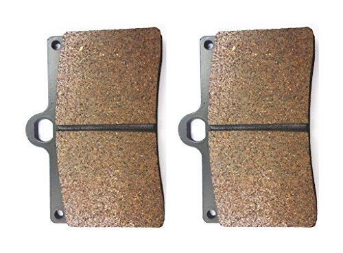CNBK Front Disc Brake Pads Semi Metallic for GAS GAS Dirt Bike SM515 SM 515 FSR Supermotard 4T 07 08 09 2007 2008 2009 1 Pair2 Pads