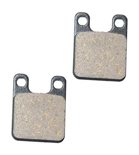 CNBK Rear Brake Shoe Pads Semi Metallic for GAS GAS Dirt Bike TX270 TX 270 97up 1997up 1 Pair2 Pads
