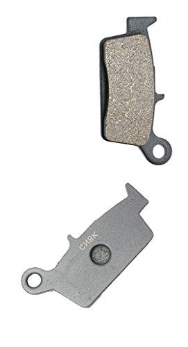 CNBK Rear Disc Brake Pads Carbon fit for GAS GAS Dirt Bike EC125 EC 125 00 01 02 03 04 05 06 07 08 09 2000 2001 2002 2003 2004 2005 2006 2007 2008 2009 1 Pair2 Pads