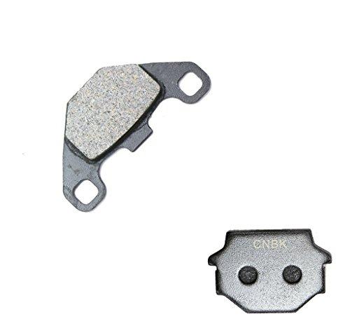 CNBK Rear Disc Brake Pads Semi Metallic fit GAS GAS Dirt Bike 125 Enducross 93up 1993up 1 Pair2 Pads