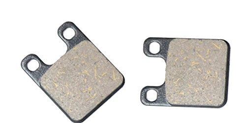 CNBK Rear Disc Brake Pads Semi-Metallic fit GAS GAS Dirt Bike 370 Pampera 99up 1999up 1 Pair2 Pads