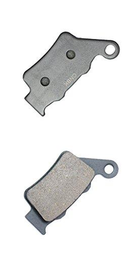 CNBK Rear Disc Brake Pads Semi Metallic fit for GAS GAS Dirt Bike MC250 MC 250 97 98 99 1997 1998 1999 1 Pair2 Pads