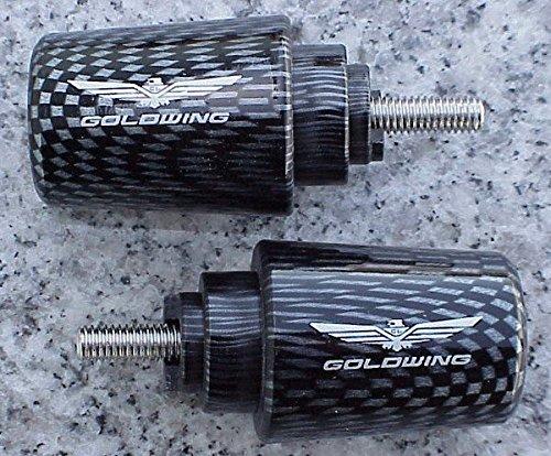 i5 Carbon Bar Ends for Honda Goldwing 1800