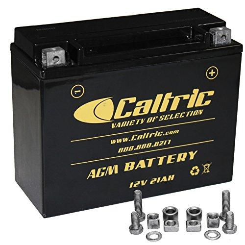 CALTRIC AGM GEL BATTERY Fits HONDA GL1100 GL-1100 GL1100A GL1100I Goldwing 1000 1980-1983