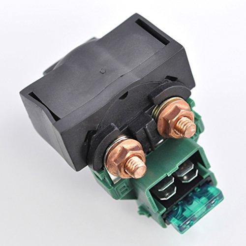 Starter Relay Solenoid For Honda CB CBR 400 650 750 900 1000 CBX CX 500 1000 GL 1100 1200 1500 VT VF 600 750 OEM Repl35850-425-017 35850-MB0-007 35850-ME8-007 35850-MK3-671 38300-415-P00