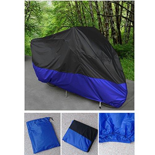 XXL-B2 Motorcycle Cover For Honda Goldwing GL 1000 1100 1200 UV Dust Prevention