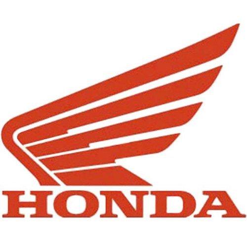 Factory Effex FX Diecut Hon Red 3PkDealer Die-Cut LogosRedHonda284251Honda Wing Red Die-Cut