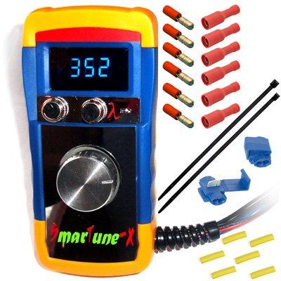 Smart-Tune-X Adjustable Fuel Tuner Performance Chip Honda Wing Audio Comfort Navi XM
