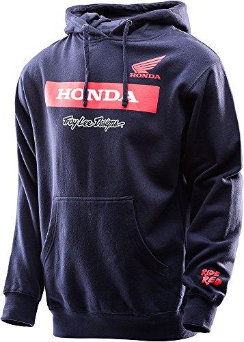 Troy Lee Designs Honda Wing Block Pullover Hoodie-M