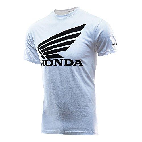 Troy Lee Designs Honda Wing T-Shirt-White-2XL