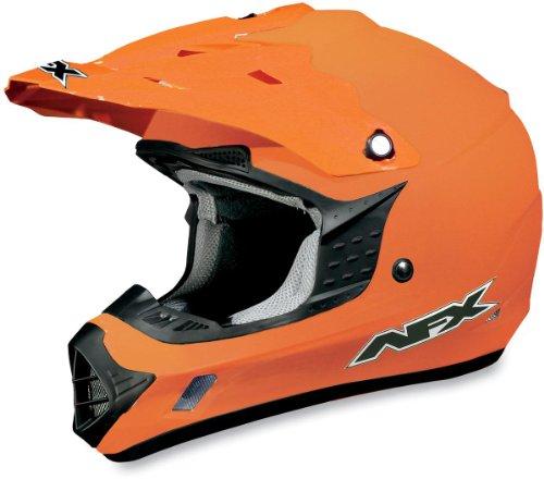 AFX FX-17 Solid Orange Helmet - 4X-LargeOrange