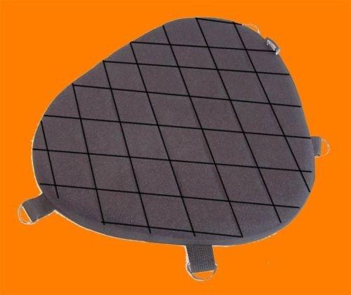 Driver gel pad for harley FXSTDFXSTDI softail deuce soft