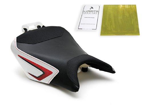 Honda CBR500R CB500F Luimoto Team Honda Seat Cover For Rider  Gel Pad