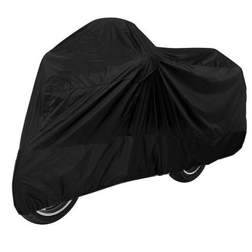 Black Motorcycle Cover For Harley CVO Ultra Classic XXL